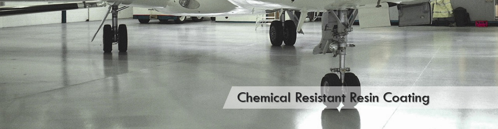 Chemical Resistant Resin Coating