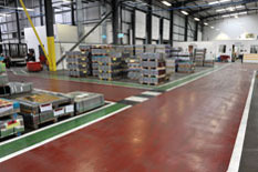 Epoxy/Polyurethane Coating